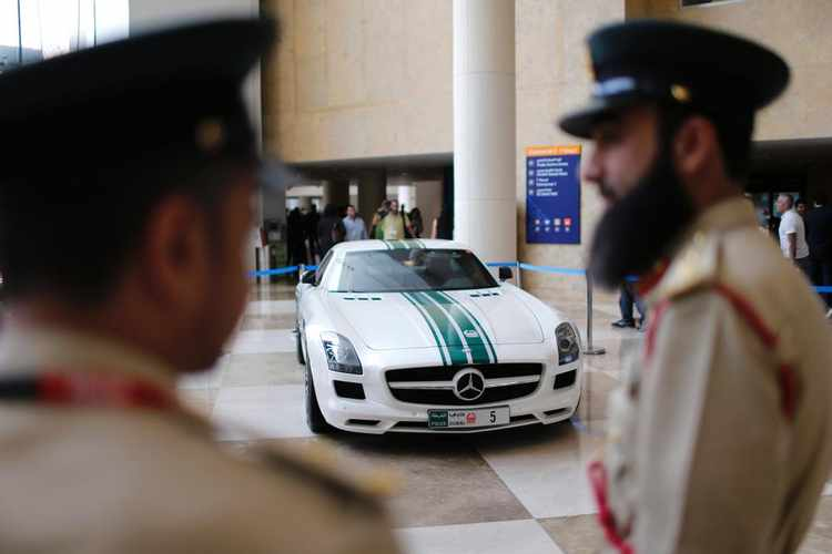 Dubai Police Urges Public Not To Ignore Reckless Driving