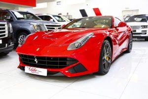 Ferrari Service Dubai