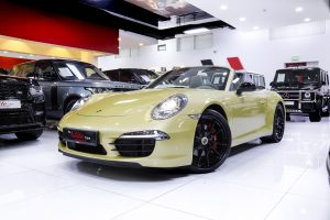 Porsche Service & Repair Center Dubai