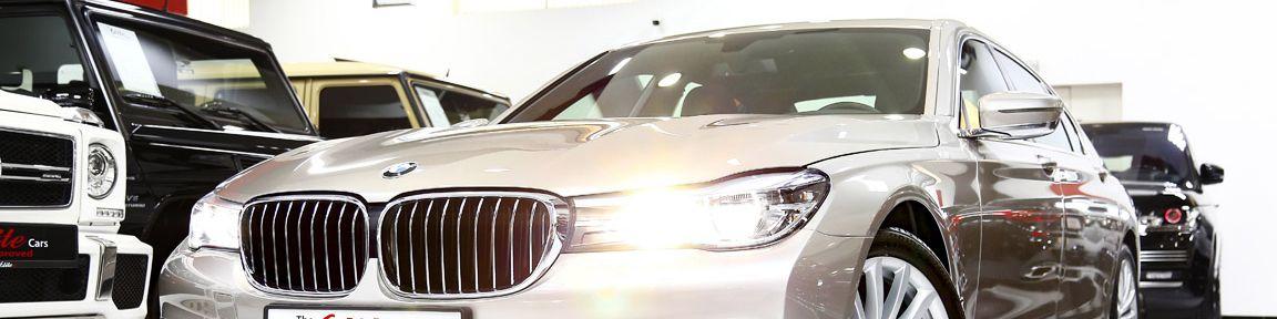 BMW Service Center Dubai | BMW Workshop | BMW Garage Dubai