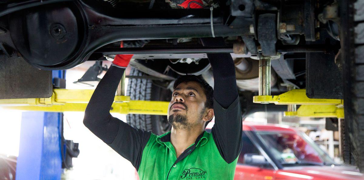 Full Car Checkup | Major & Minor Car Service & Repair Dubai