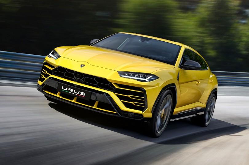 Pirelli Launches New Types Of Tires For Lamborghini Urus