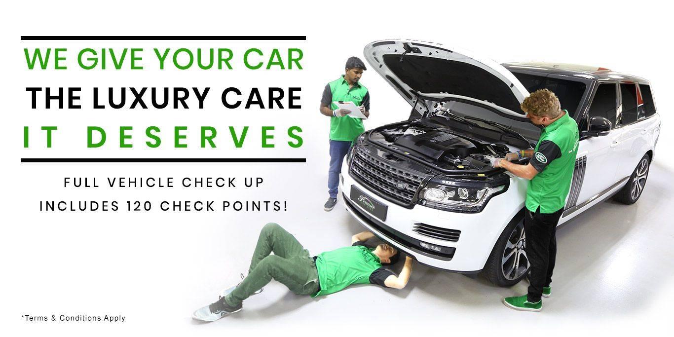 Premier Car Care Dubai - Car Servicing and Repairing for